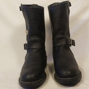 Men's, Red Wing Shoes Motorcycle Riding Boots